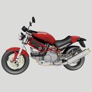 Ducati Monster modelo 3d