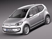 Volkswagen SU! 2013 3d model
