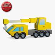 Construction Icons 31 Crane Big 3d model