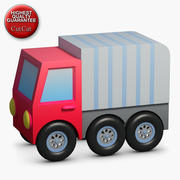 Construction Icons 41 Truck 4 3d model