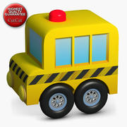 Construction Icons 42 TaxiBus 3d model