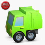Construction Icons 38 Garbage 3d model