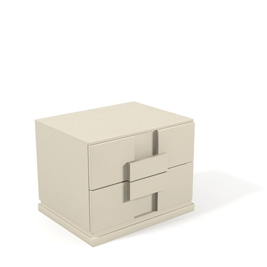 Benedetti Mobili Namib nightstand Modern contemporary bedroom ...