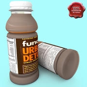 Function Drink Urban Detox 3d model