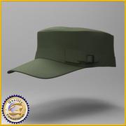 Army Cap3 3d model