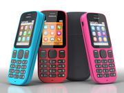 Nokia 100 3d model