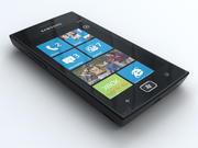 Samsung Omnia w i8350 3d model