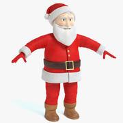 Noel Baba 3d model