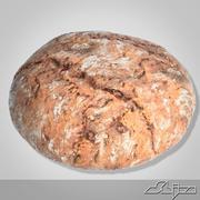 Bread 3 3d model