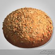 Bread 5 3d model