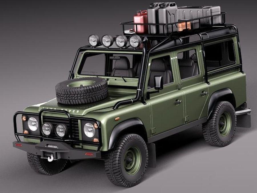 land rover defender expedition 3d model 129 c4d obj max lwo fbx 3ds free3d. Black Bedroom Furniture Sets. Home Design Ideas