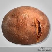 Bread 8 3d model