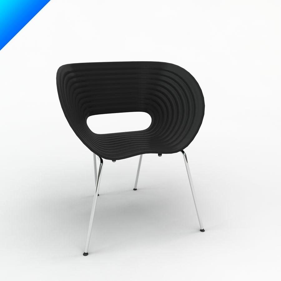 Ron Arad Tom Vac Chair 3d Model 25 Max Obj Ma Fbx C4d 3ds  # Muebles Tom Mobel