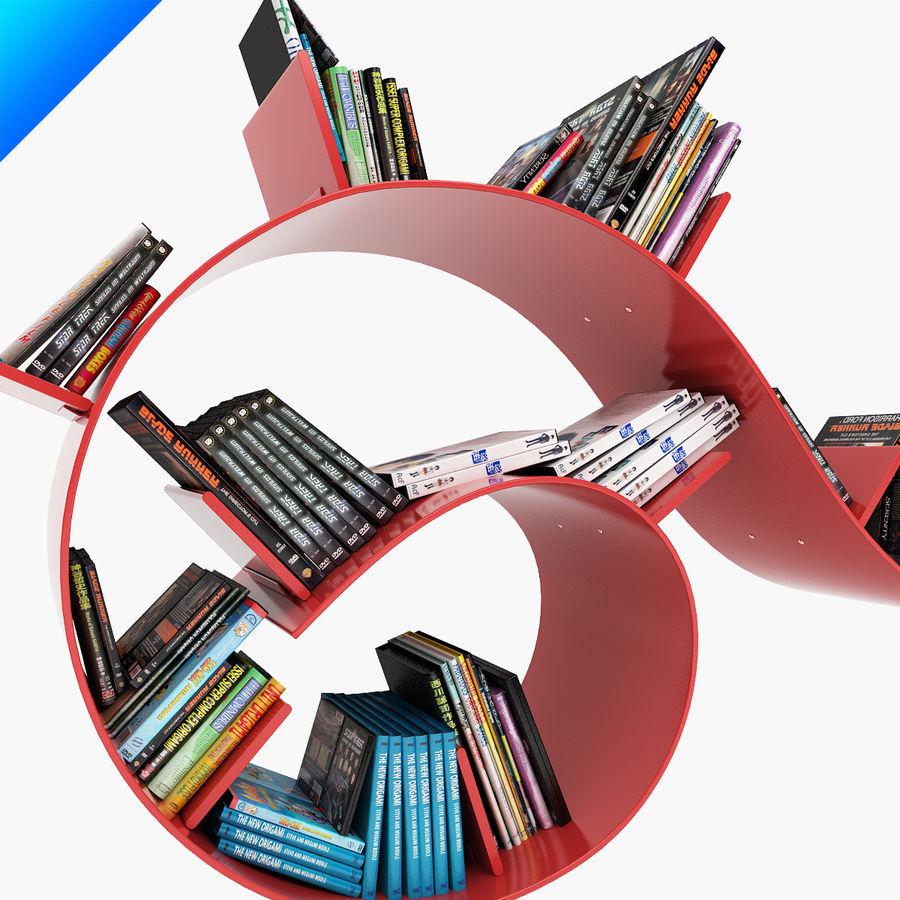 Ron Arad Bookworm Short royalty-free 3d model - Preview no. 4