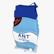 Antacid bottle 3d model