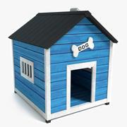 Casa del cane 3d model