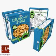 Cereal Box 1 3d model
