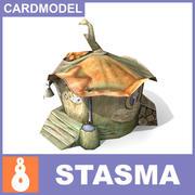 Dom Zabaw 3d model