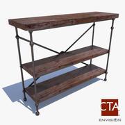 Side Table 3d model