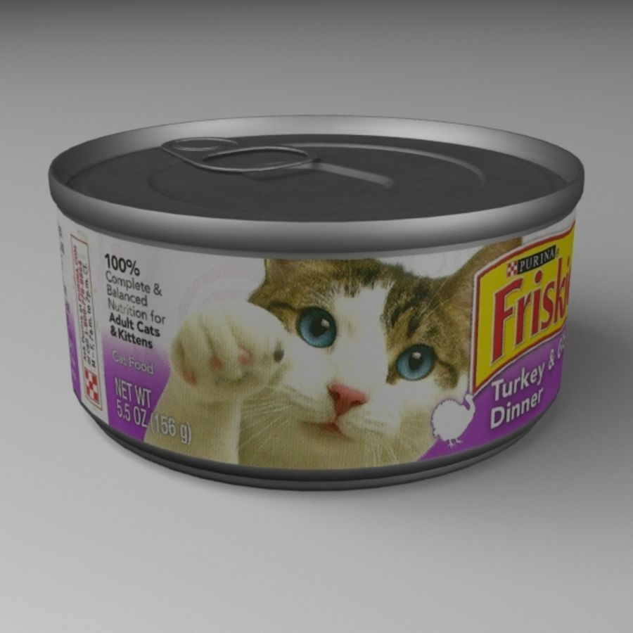 Pet Food royalty-free 3d model - Preview no. 7
