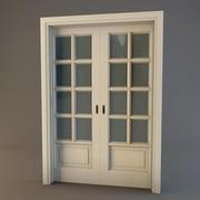 Door(07) 3d model