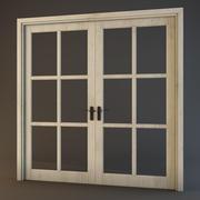 Door(08) 3d model