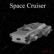 Cruzador Espacial 3d model