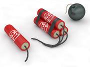 Bombs 3d model