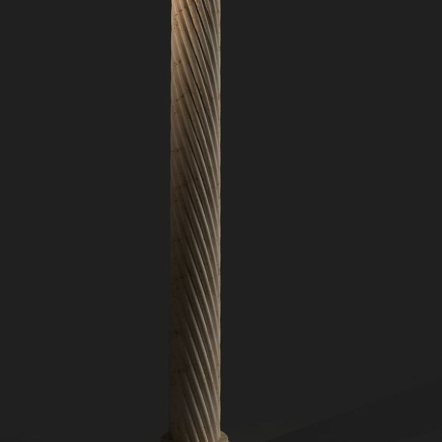 column01 royalty-free 3d model - Preview no. 1