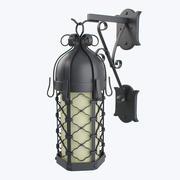 Outdoor Lantern 3 3d model