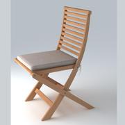 Garden Chair 25 3d model