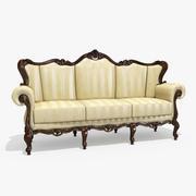 Antique furniture_01 3d model