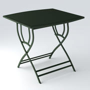 Garden Table 2 3d model