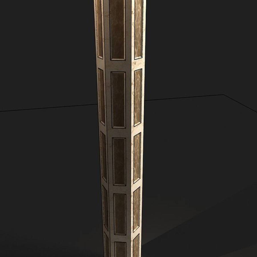 column03 royalty-free 3d model - Preview no. 4