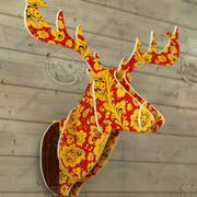 Deer head 3d model