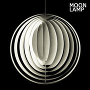 Vitra Moon lamp 3d model
