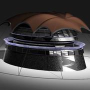 House - fantasy 3d model