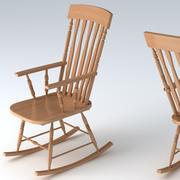 Porch Chair 1 3d model