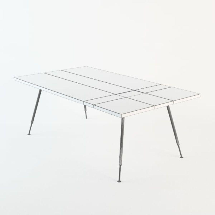 Ikea Galant Konferenztisch 3d Modell 10 Obj Max Fbx 3ds Free3d