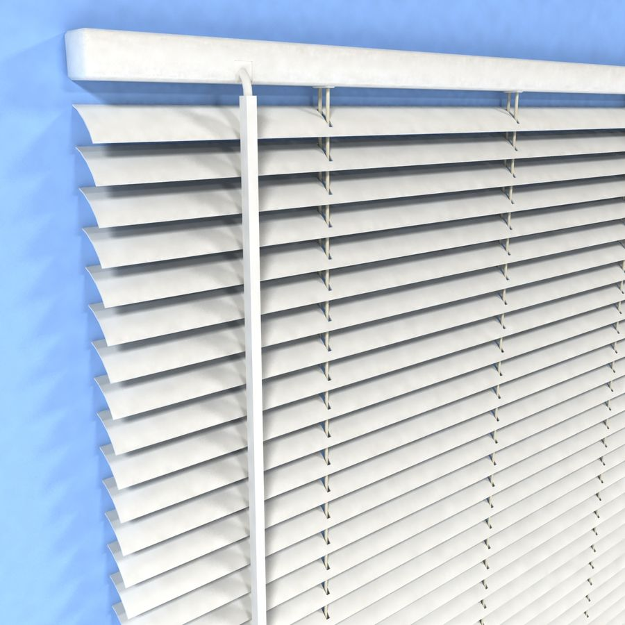 Venetian Blind royalty-free 3d model - Preview no. 3