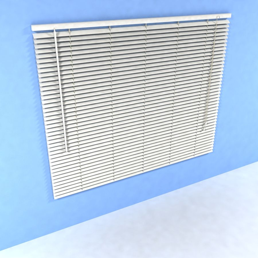 Venetian Blind royalty-free 3d model - Preview no. 1
