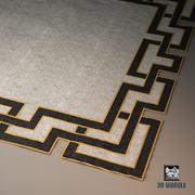 Visionnaire Carpet Asoka 3d model