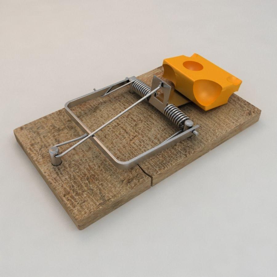 Rat Trap royalty-free 3d model - Preview no. 2