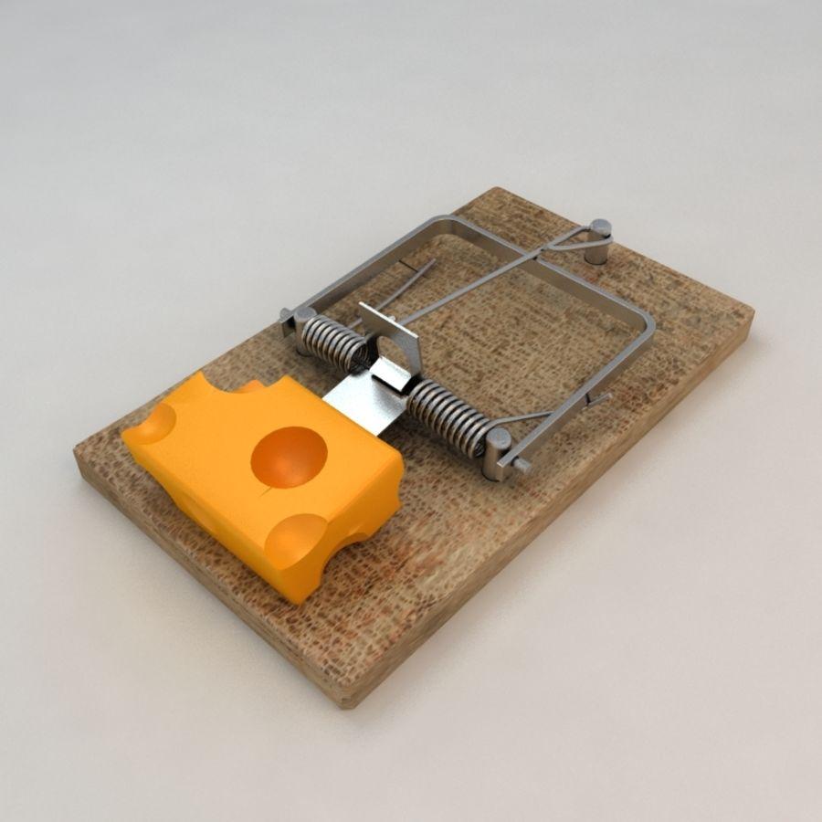 Rat Trap royalty-free 3d model - Preview no. 3