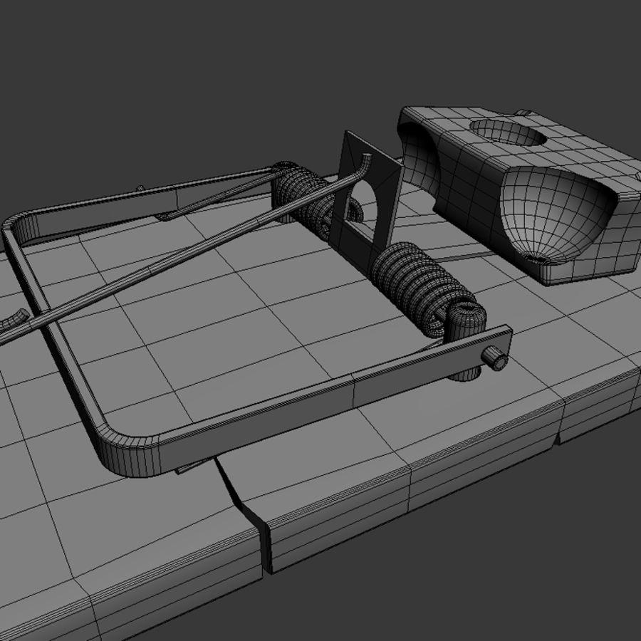 Rat Trap royalty-free 3d model - Preview no. 8