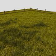 Trawa trawnik 3d model