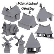 Neo-Medieval Pack 3d model