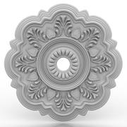 Ceiling medallion 11 3d model
