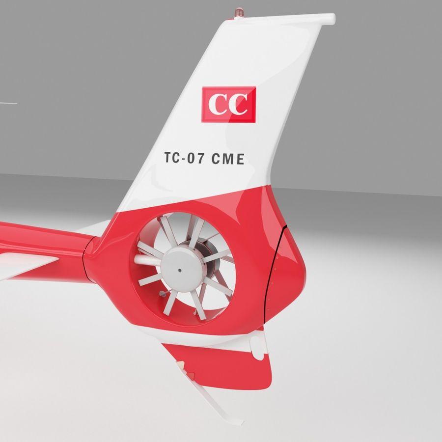 유로콥터 EC-120B royalty-free 3d model - Preview no. 6