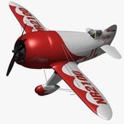 GEE BEE 3d model
